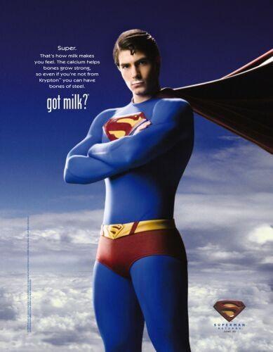 got milk superman